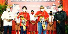 Bantu Wujudkan Visi Indonesia Maju, Telkom Targetkan 50 WiFi Corner di Papua