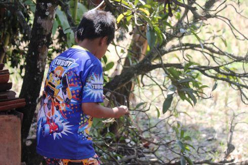 Bocah 11 Tahun di Cianjur Ini Gemar Gigit Binatang hingga Mati