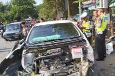 Dalam Sehari, 2 Kendaraan Tertabrak 2 KA Joglosemarkerto di Tegal, Satu Orang Tewas