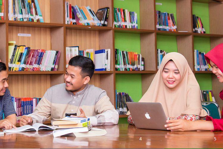 Ilustrasi Beasiswa D3 Unissula Semarang