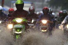 Prakiraan Cuaca BMKG: Sebagian Jakarta, Bogor, dan Depok Hujan Nanti Siang
