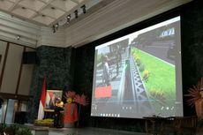 Trotoar Sudirman-Thamrin Akan Dilengkapi dengan Jalur Sepeda