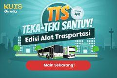TTS : TTS - Teka - teki Santuy Ep 49 Edisi Alat Transportasi
