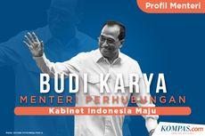INFOGRAFIK: Profil Budi Karya Sumadi, Menteri Perhubungan