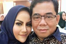 Makam Nurdin Rudythia Bakal Dipindahkan, Nita Thalia Ungkap Rasa Sayang dan Permintaan Maaf