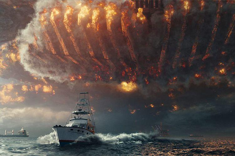 Sinopsis Independence Day Resurgence Serangan Kedua Alien Di Bumi Halaman All Kompas Com