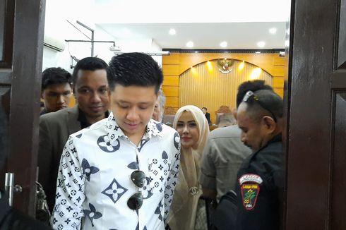 Tanggapan Rey Utami dan Pablo Benua Usai Eksepsi Ditolak Majelis Hakim