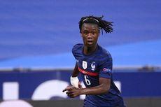 UEFA Nations League, Eduardo Camavinga Cetak Sejarah bagi Perancis