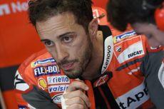 Detik-detik Jatuhnya Dovizioso yang Bikin Marquez Juara Dunia