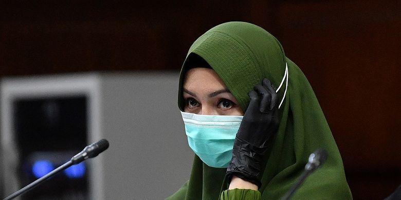 Suami Jaksa Pinangki Mengaku Tak Tahu Soal Foto Foto Valas Di Laptopnya