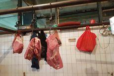 Harga Daging Sapi Tak Kunjung Turun, Sebagian Pedagang di Pasar Slipi Gulung Tikar