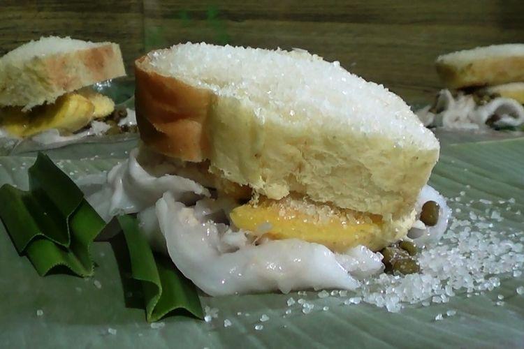 Rogan soup, kuliner tradisional khas Cianjur, Jawa Barat, yang mulai diminati sebagai favorit menu berbuka puasa