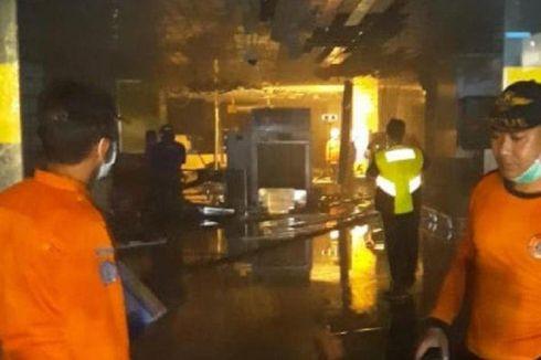 Kebakaran Terjadi di Bandara Ngurah Rai Bali