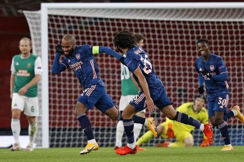 Sheffield United Vs Arsenal - Lacazette Bawa The Gunners Rebut 3 Poin