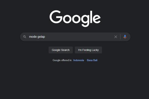 Google Search Desktop Punya Mode Gelap, Begini Cara Mengaktifkannya