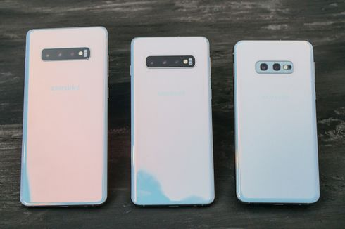 Galaxy S10 Lebih Laku dari Galaxy S9, Versi Termahal Paling Laris