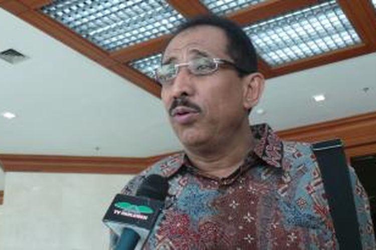 Anggota Komisi IX dari Fraksi Partai Hanura Djamal Aziz.