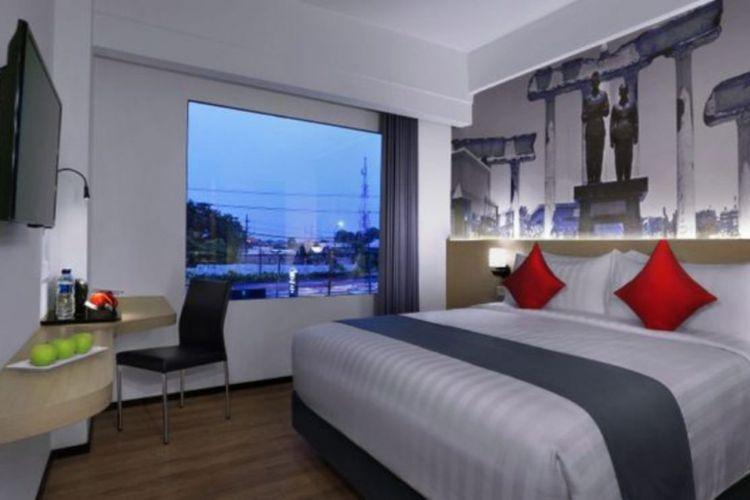 Kamar di Hotel NEO+ Waru Sidoarjo, Jawa Timur