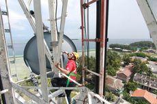 Kabel Optik di Sulsel Putus, Koneksi Internet di Indonesia Timur Gangguan