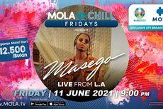 Mola Chill Fridays Hadirkan Dipha Barus dan Masego, Jadi Alternatif Hiburan Akhir Pekan