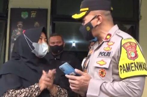 Polisi Kembalikan Ponsel Milik Saati, Korban Pencurian di Matraman