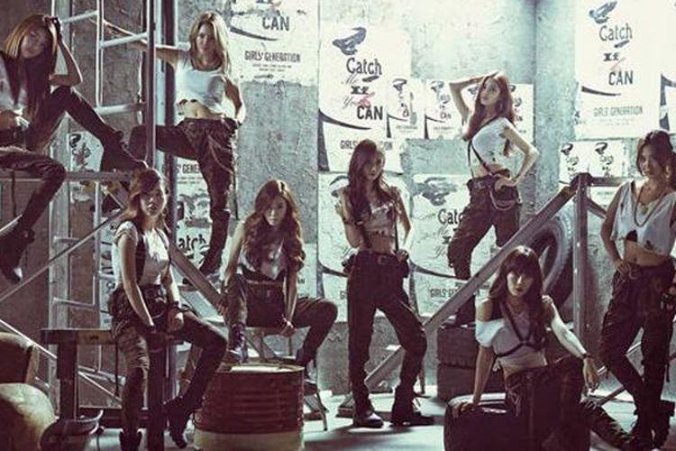 Girlband Korea Selatan SNSD atau Girls Generation