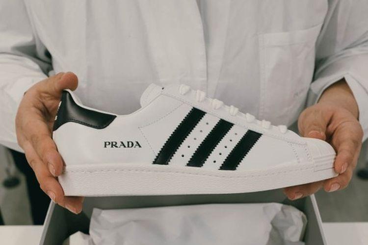 Adidas Superstar x Prada