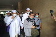 Eks Ketum FPI Shabri Lubis dkk Bebas dari Tahanan
