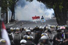 Kata Polisi soal Cucuran Darah pada Jasad Maulana, Korban Tewas Kerusuhan di DPR