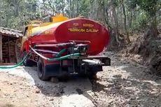Kekeringan Belum Selesai, Anggaran Distribusi Air di Gunungkidul Sudah Habis