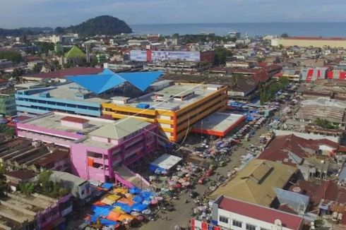 Klaster Covid-19 di Pasar Raya Padang Selesai dan Tidak Ada Kasus Baru
