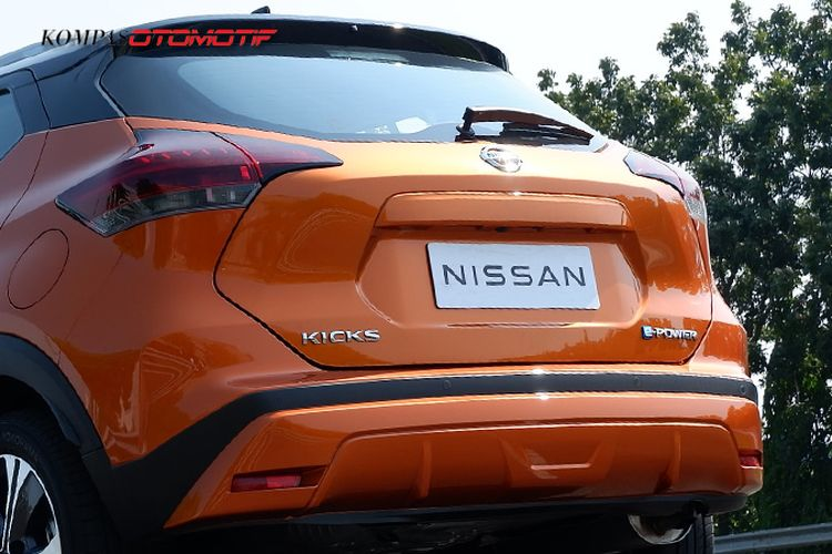 Nissan Kicks e-Power, meluncur di Indonesia