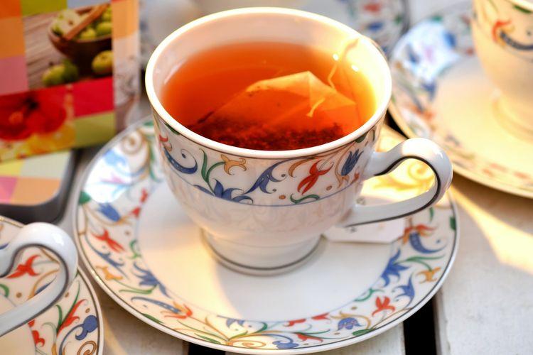 Ilustrasi teh.
