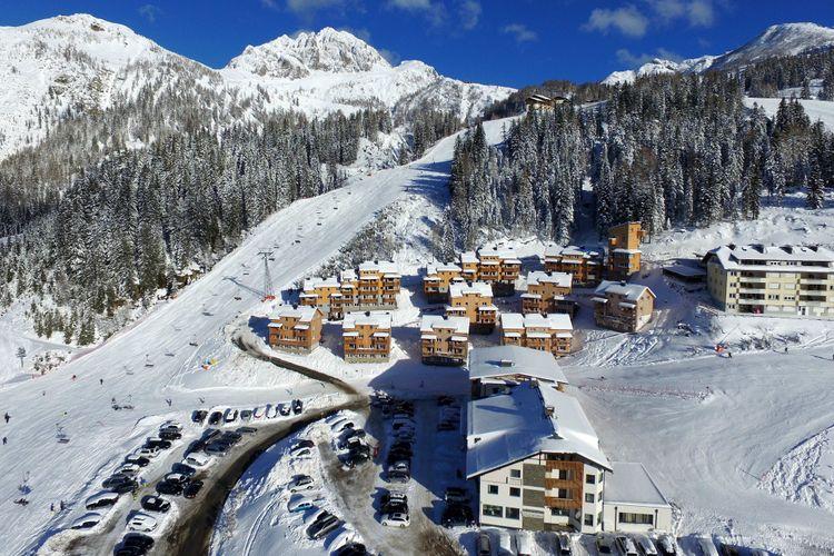 Ski di Sonnenalpe Nassfeld, Austria