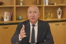 Jeff Bezos Jual Sahamnya di Amazon Rp 44,95 Triliun, Untuk Apa?