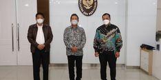 Bangun Sektor KP, Menteri Trenggono Dorong Riset Perikanan di Perguruan Tinggi