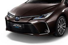 Meluncur Siang Ini, Corolla Altis Baru Pakai Platform TNGA