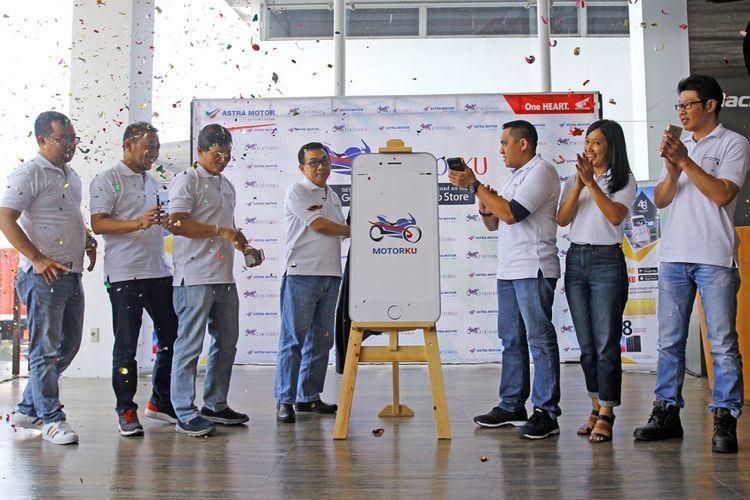 Aplikasi Motorku hadir di wilayah Yogyakarta, Kedu dan Banyumas bagi pengguna motor Honda