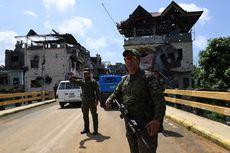 Setahun Setelah Pengepungan Marawi, Tentara Filipina Masih Siaga Merah