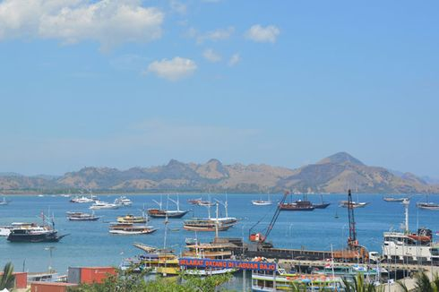 Gara-gara Jangkar Kapal, Terumbu Karang di Manggarai Barat Rusak