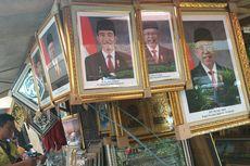 Kisah Pedagang 28 Tahun Jual Foto Presiden dan Wapres, Era Jokowi Paling Dicari