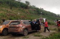 Cuma Sehari Willem Sigar Mendaki Gunung Marapi dan Singgalang