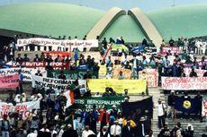 Cerita Sulitnya Mengumpulkan Mahasiswa untuk Melengserkan Soeharto...