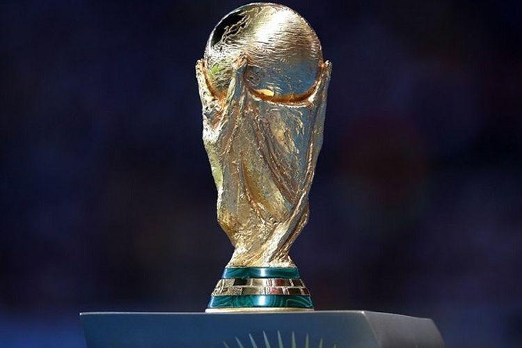 Trofi Piala Dunia.