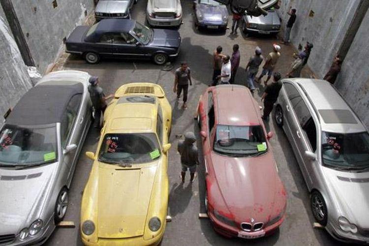 6200 Gambar Mobil Kontener Terbaik