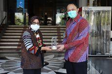 Unilever Serahkan 15.000 Perlengkapan Penanganan Covid-19 ke Pemkot Surabaya