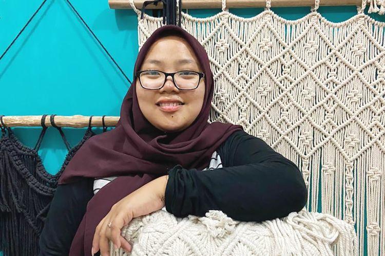 Dewanti Amalia Artasari salah satu owner Dewa Collection Bali