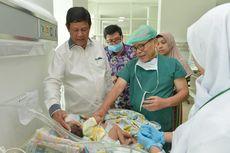 Operasi Bayi Kembar Siam di Batam Butuh Rp 1,1 Miliar, Dibantu Pemprov Kepri