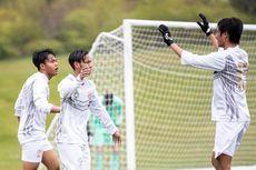 Hadapi Tim Muda Man City, Skuad Garuda Select Termotivasi