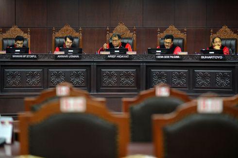 MK Verifikasi Permohonan Uji Materi UU Pemilu soal Pindah Memilih